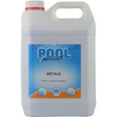 POOL POWER ANTI-ALG 5 LTR