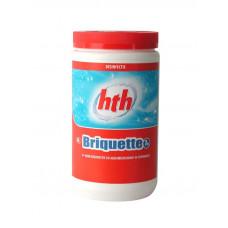 HTH CALCIUMHYPOCHL. BRIQUETTEN 1 KG