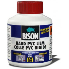 BISON HARD PVC LIJM BOT 100ML*12 NLFR
