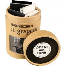 KLETSPOT - IN GESPREK/DEBAT