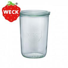 WECK STORT GLAS MET DEKSEL (850ML) 3/4L